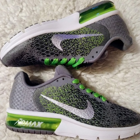 Nike Air Max Sequent 2 GS II